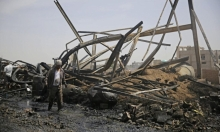 مقتل قائد عسكريّ يمنيّ وعدد من مرافقيه بقصف لمُسيرة حوثية