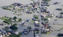اليابان: 60 ضحية و17 مفقودًا في فيضانات