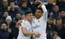عزل نجم ريال مدريد بسبب فيروس كورونا
