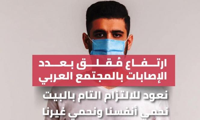 الهيئة العربية للطوارئ: عدد المصابين العرب بكورونا 2,760