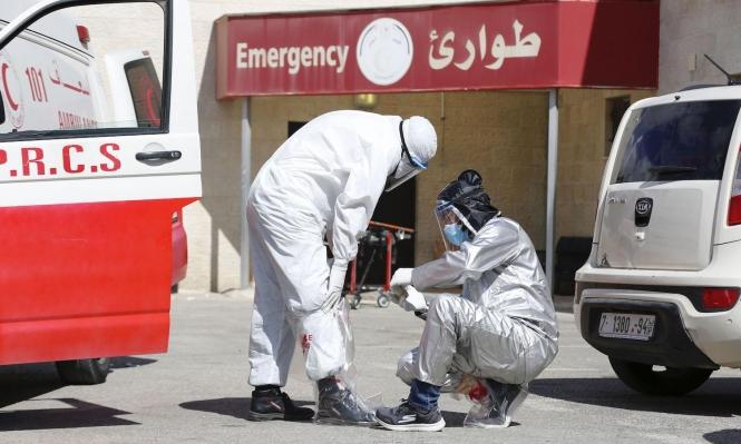 262 إصابة جديدة بكورونا في الضفة الغربية والقدس