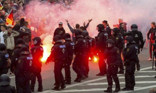 تقرير: ارتفاع عدد أتباع اليمين المتطرف في ألمانيا