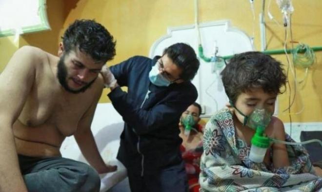 """""""تصويت بأغلبية ساحقة لوضع حد لاستخدام الأسلحة الكيميائية"""" في سورية"""