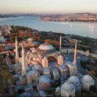 """إردوغان يعلن تحويل """"آيا صوفيا"""" إلى مسجد"""