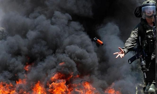 الضفة: إصابات في سلفيت وكفر قدوم خلال مواجهات مع الاحتلال