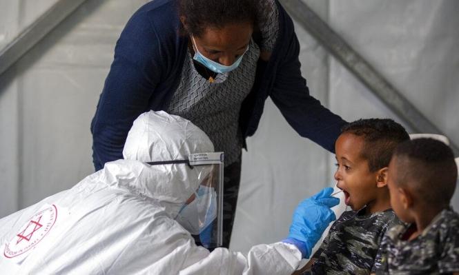 أعلى حصيلة منذ بدء الجائحة في البلاد؛ 1464 إصابة و4 وفيّات بكورونا بيوم