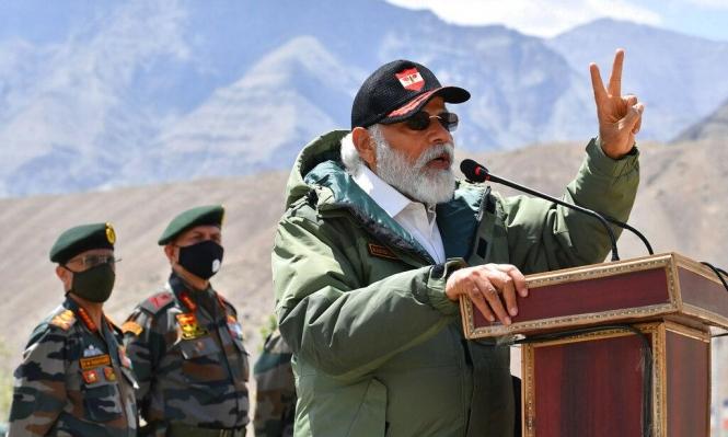 """الجيشان الصيني والهندي يبدآن """"فض الاشتباك"""""""