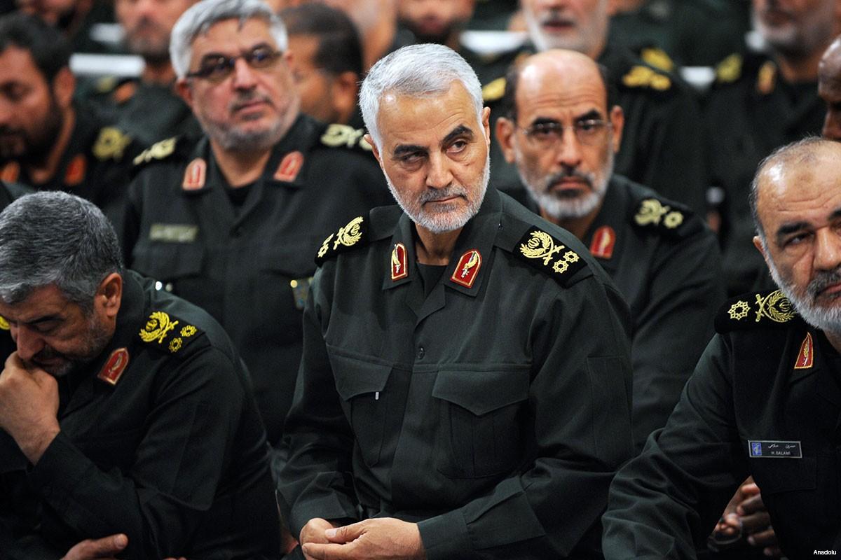 """""""رد إيران الضعيف على اغتيال سليماني ربما يكون دافعًا للمزيد"""" (أ ب)"""