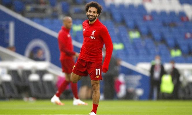 صلاح يقترب من إنجاز مميز مع ليفربول