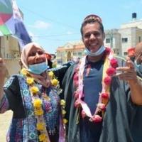 كفر قاسم تستقبل ابنها الأسير الطوري بعد اعتقال دام 16 عامًا