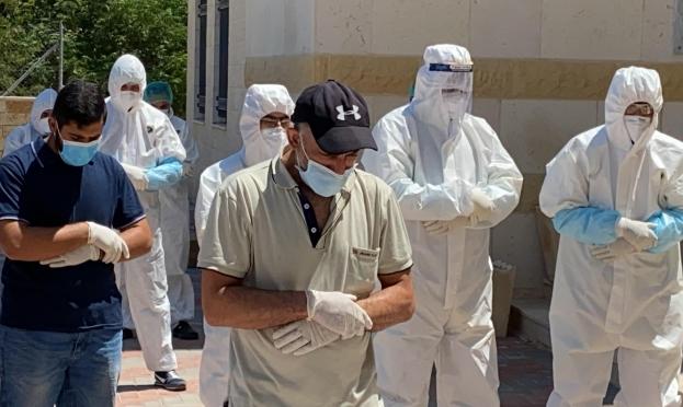 الصحة الفلسطينية: 349 إصابة جديدة بكورونا و408 حالة شفاء