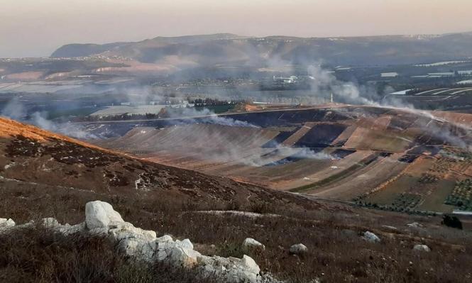 استفزازات إسرائيلية على الحدود مع لبنان