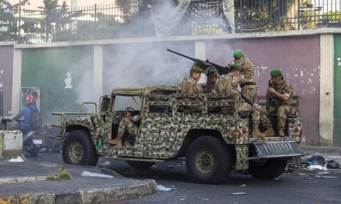 مقتل جندي بهجوم مسلح على موقع عسكري في لبنان