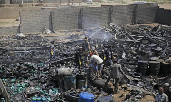 الحوثيون يعلنون عن قصف منشآت عسكرية بالعمق بالسعودي