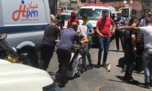 دير الأسد: إصابة حرجة لمسن في حادث طرق