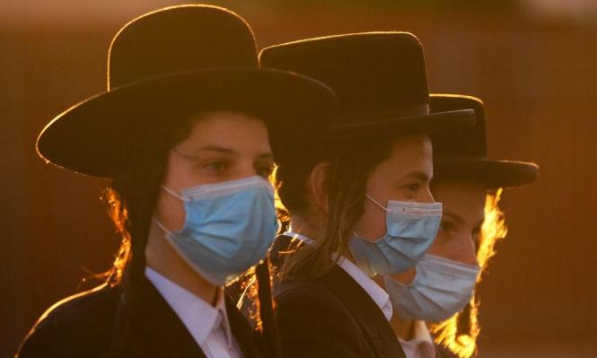 الصحة الإسرائيلية: 1681 إصابة جديدة بكورونا و368 وفاة