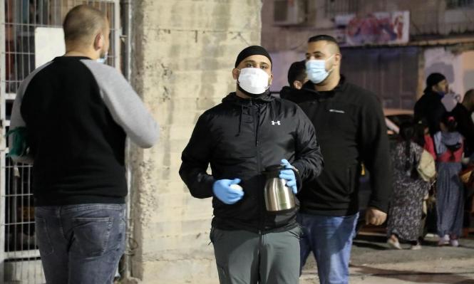كورونا في القدس المحتلة: أكثر من 100 إصابة جديدة