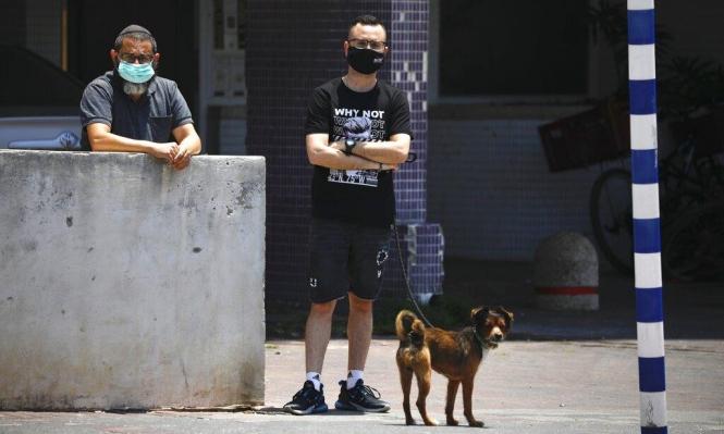 الصحة الإسرائيلية: 4 وفيات و1335 إصابة جديدة بكورونا