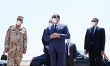 السيسي يكرر تهديده بتدخل عسكري مباشر في ليبيا
