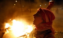 لبنان: مُحتجّون يقطعون طرقا احتجاجا على انقطاعالكهرباء