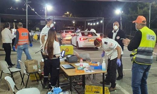 3,622 مصابا بكورونا في المجتمع العربي
