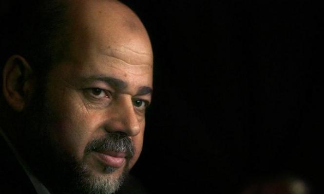 أبو مرزوق: العميل الذي هرب لإسرائيل ليس قياديا ولا يملك معلومات