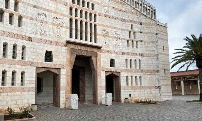 كورونا: إغلاق كنيسة البشارة وإصابة في معليا وإجراءات في الجشّ
