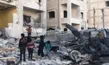 سورية: مقتل 5 مدنيين و إصابة 85 في تفجير سيارةمُفخّخة
