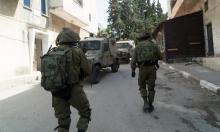 مواجهات واعتقالات في نابلس والخليل
