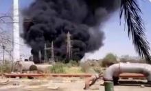 إيران: انفجار بمحطّة طاقة في أصفهان وحريق في تبريز