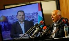 """اتفاق بين """"فتح"""" و""""حماس"""" على إطلاق مهرجان وطني مشترك"""