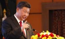 """الرئيس الصينيّ بشأن الضمّ: نرفض """"الإجراءات الأحادية التي تقوّض فرص السلام"""""""
