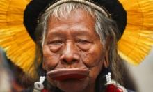 استقرار حالة زعيم قبائل الأمازون الصحية