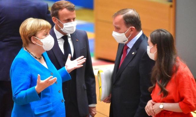 """قمّة اقتصادية أوروبية.. """"ماكرون يضرب على الطاولة"""""""