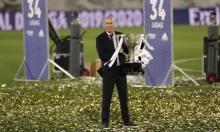 تطور جديد بشأن مستقبل زيدان مع ريال مدريد