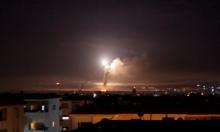 16 قتيلا وجريحا جراء العدوان الإسرائيلي على مواقع قرب دمشق