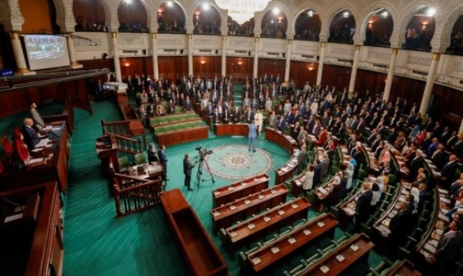 إصابة نائبين ودخولهما للمشفى إثر شجار فيالبرلمان التونسيّ