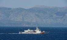 """""""تأهب"""" عسكري يوناني إثر التنقيب التركي عن الغاز في بحر إيجه"""