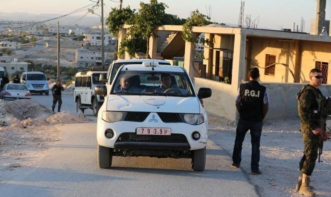 جنين: الشرطة الفلسطينية تقبض على مُشتبهٍ بقتل رجل في طمرة