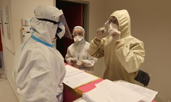 188 إصابة جديدة بفيروس كورونا في القدس