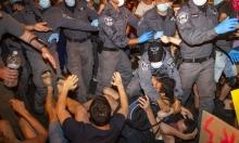 اعتقال 55 متظاهرًا قرب مقرّ إقامة نتنياهو مساء الخميس