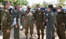 رئيس هيئات الأركان المشتركة للجيش الأميركي في إسرائيل لبحث الشأن الإيرانيّ