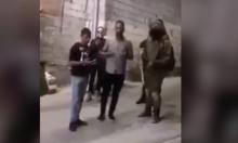 """جنين: اعتقال 4 شبان أجروا """"محاكمة ميدانية"""" لطفل"""