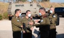 كوخافي يتفقد قواته شمالا وترقب لرد متوقع من حزب الله