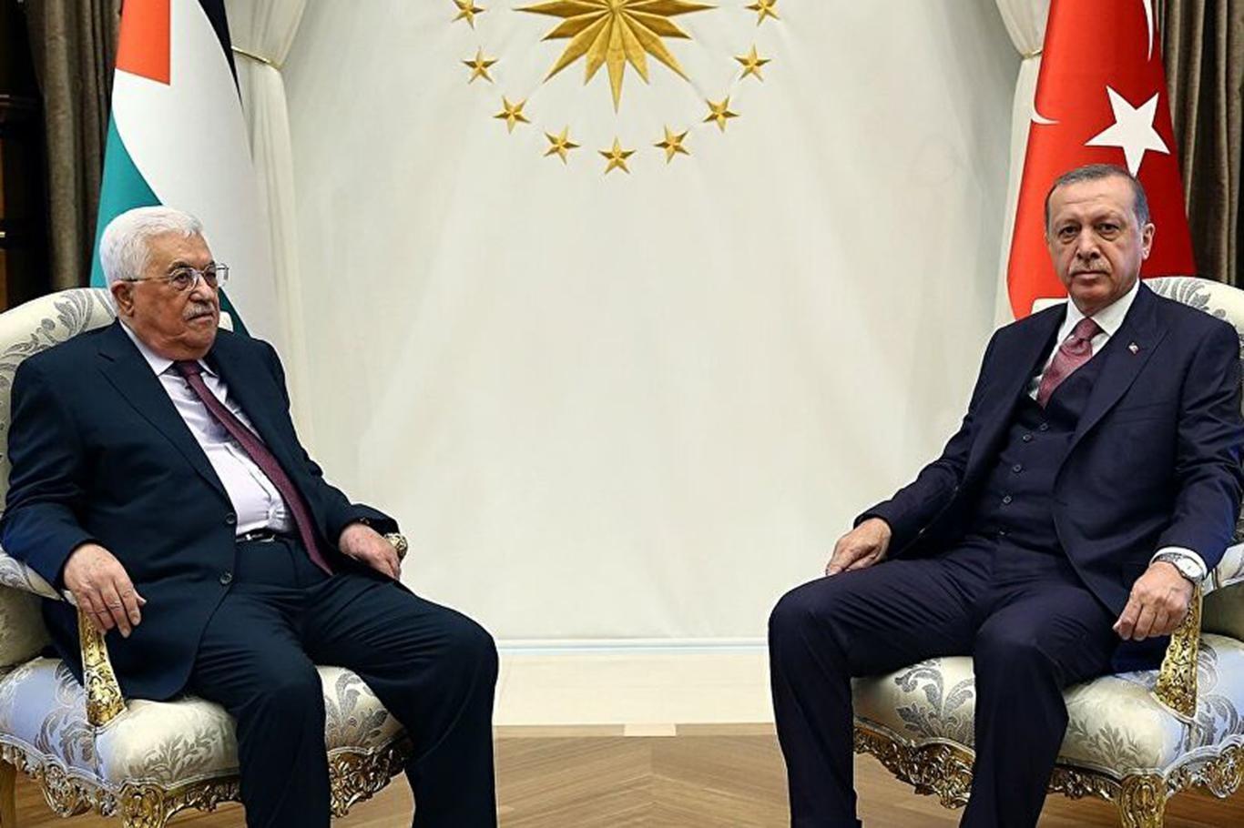 """تتمتّع حركة """"فتح"""" بعلاقات وطيدة مع تركيا (الرئاسة التركية)"""