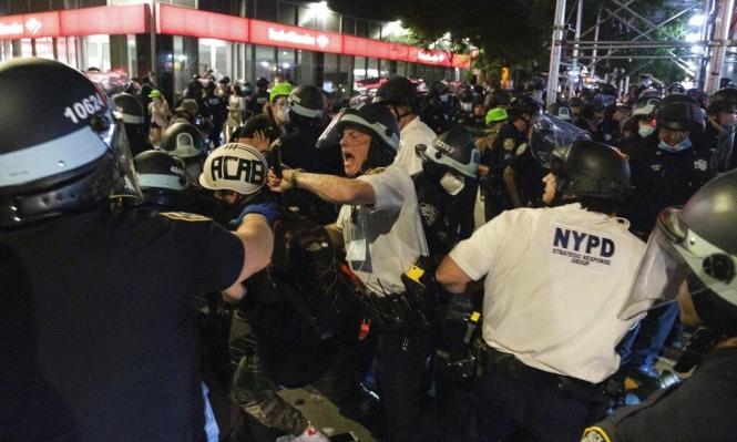 توسّع المظاهرات الأميركيّة وقوات الأمن الفيدرالي تقمع