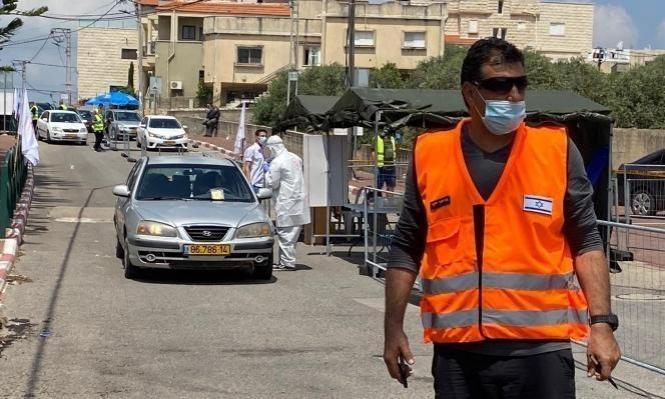 كورونا في المجتمع العربي: 1264 إصابة جديدة خلال أسبوع