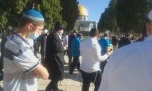 """دعوات للتصدي لاقتحامات """"جماعات الهيكل"""" للأقصى بيوم عرفة"""