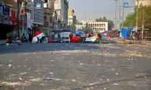 مقتل متظاهرين اثنين برصاص قوات الأمن وسط بغداد