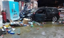 إصابتان في حادث طرق داخل محطة وقود قرب عرعرة